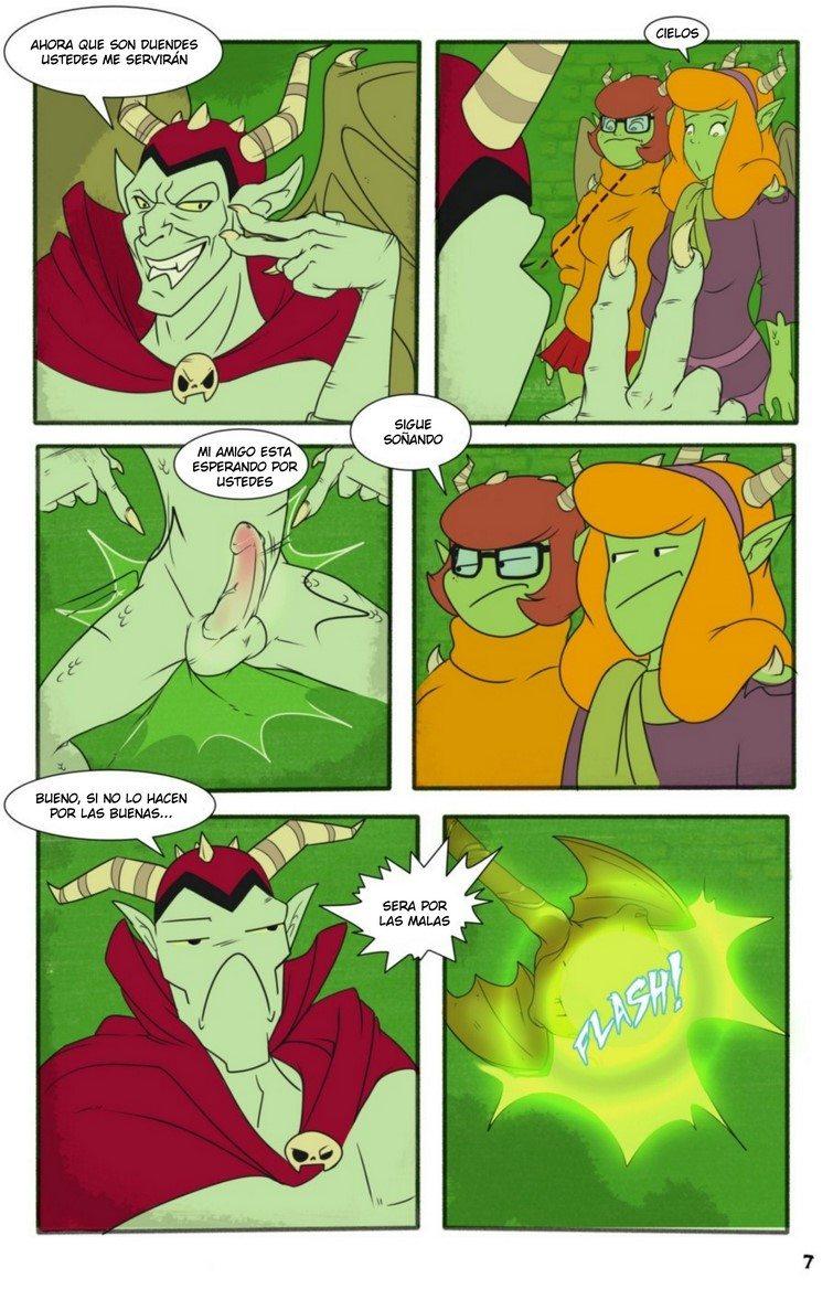 the-goblin-king-1-scooby-doo-exclusivo 8