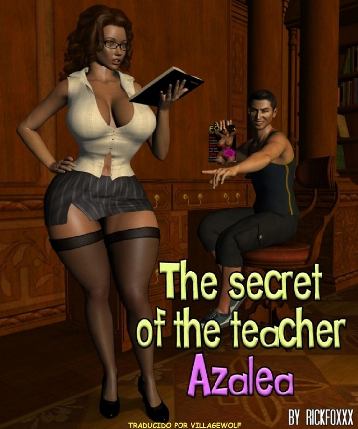 the-secret-of-the-teacher-azalea 1