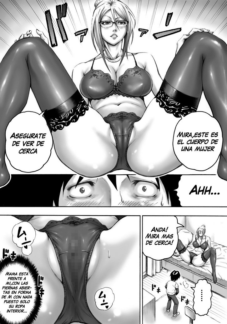 una-madre-muy-estricta 11