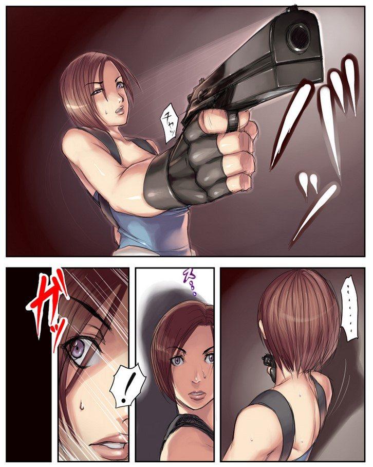 valentine-resident-evil 3